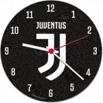 Clementoni-23037 Puzzle-Uhr - Juventus (Batterien nicht enthalten)