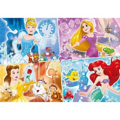 Puzzle  Clementoni-23703 XXL Teile - Disney Princess