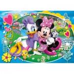 Puzzle  Clementoni-23708 XXL Teile - Minnie Mouse