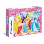 Puzzle  Clementoni-23714 XXL Teile - Disney Princess