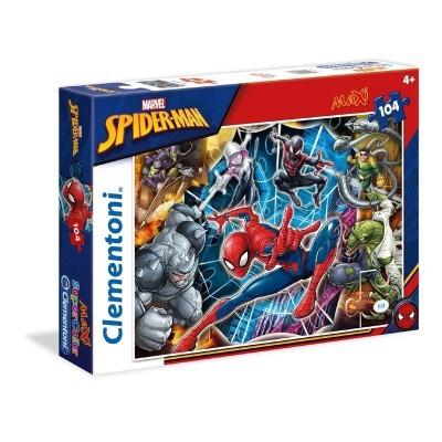 Puzzle  Clementoni-23716 XXL Teile - Spider-Man