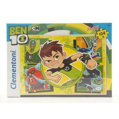 Puzzle  Clementoni-23717 XXL Teile - Ben 10