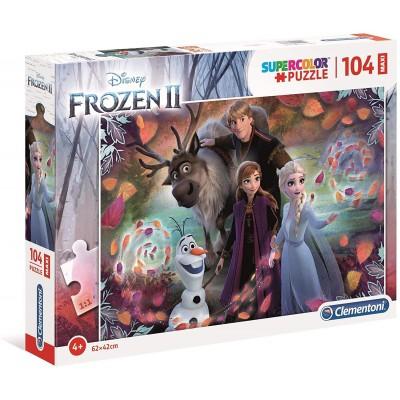 Puzzle  Clementoni-23738 XXL Teile - Frozen 2
