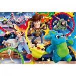 Puzzle  Clementoni-23740 XXL Teile - Toy Story 4
