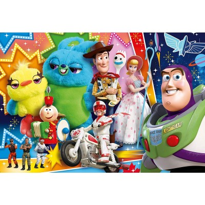 Puzzle  Clementoni-23741 XXL Teile - Toy Story 4