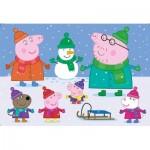 Puzzle  Clementoni-23752 Peppa Pig