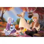 Puzzle  Clementoni-23757 XXL Teile - Frozen 2