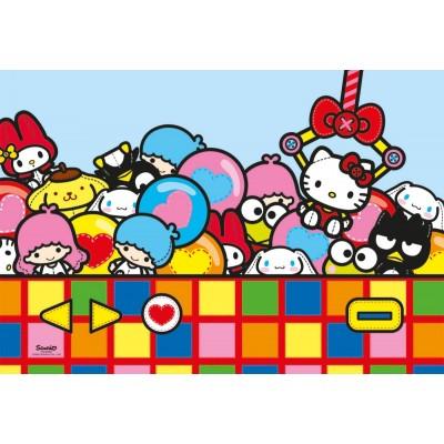 Puzzle  Clementoni-24202 XXL Teile - Hello Kitty