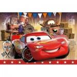 Puzzle  Clementoni-24203 XXL Teile - Cars
