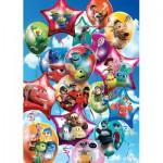 Puzzle  Clementoni-24215 XXL Teile - Disney Pixar Party