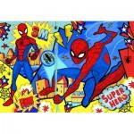 Puzzle  Clementoni-24216 XXL Teile - Spiderman