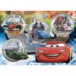 Puzzle  Clementoni-24432 Cars
