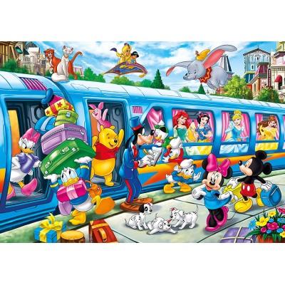 Clementoni-24464 Riesen-Bodenpuzzle - Winnie the Pooh