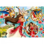 Clementoni-24479 Riesen-Bodenpuzzle - Elena Avalor