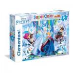 Puzzle  Clementoni-24496 XXL Teile - Frozen
