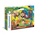 Puzzle  Clementoni-24498 XXL Teile - Ben 10