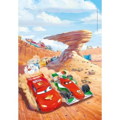 Puzzle  Clementoni-25254 Disney Pixar Cars - 3x48 Teile