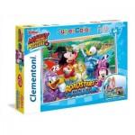 Clementoni-25457 Riesen-Bodenpuzzle - Mickey
