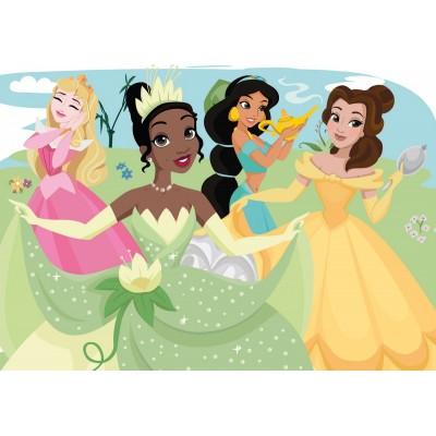 Puzzle  Clementoni-25714 Disney Princess