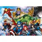 Puzzle  Clementoni-25718 Marvel Avengers