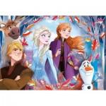 Puzzle  Clementoni-26058 Disney - Frozen 2
