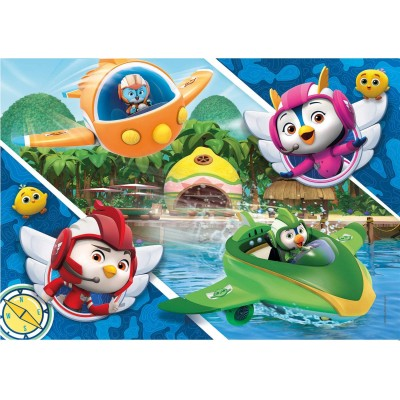 Puzzle  Clementoni-26059 Top Wing