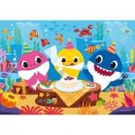 Puzzle  Clementoni-26095 Baby Shark