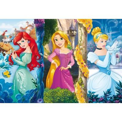 Puzzle Clementoni-26416 XXL Teile - Disney Princess