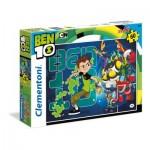 Puzzle  Clementoni-26429 XXL Teile - Ben 10
