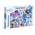 Puzzle  Clementoni-26436 XXL Teile - Frozen