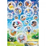 Puzzle  Clementoni-26448 XXL Teile - Disney Classic