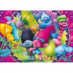 Puzzle  Clementoni-26958 Trolls