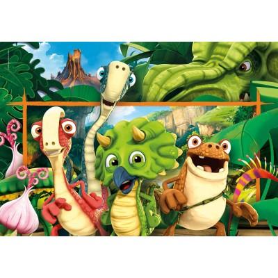Puzzle  Clementoni-26996 Gigantosaurus