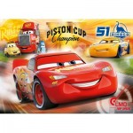 Puzzle  Clementoni-27075 Cars 3