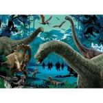 Puzzle  Clementoni-27098 Jurassic World