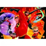 Puzzle  Clementoni-27106 Disney Pixar - The Incredibles 2