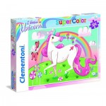 Puzzle  Clementoni-27109 I Believe in Unicorns