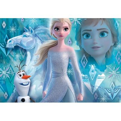 Puzzle  Clementoni-27127 Disney Frozen 2