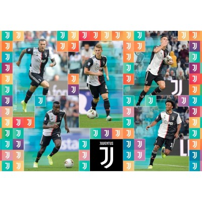 Puzzle Clementoni-27133 Juventus