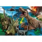 Puzzle  Clementoni-27196 Jurassic World