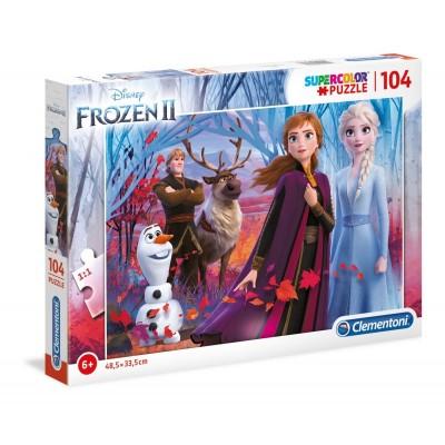 Puzzle  Clementoni-27274 Frozen 2