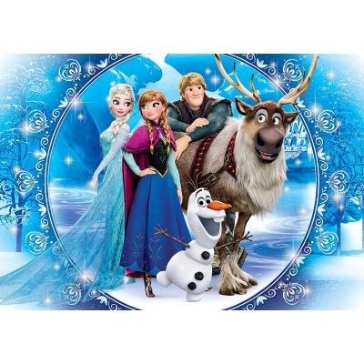 Puzzle  Clementoni-27956 Frozen