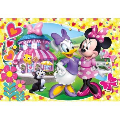 Puzzle  Clementoni-27982 Minnie