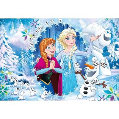 Puzzle Clementoni-27985 Frozen