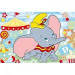 Puzzle  Clementoni-28501 XXL Teile - Dumbo