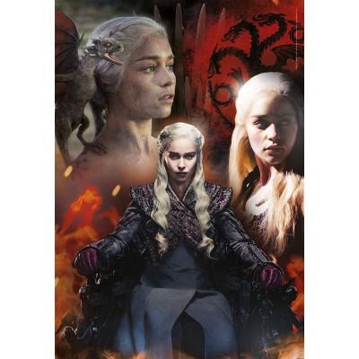 Puzzle  Clementoni-29057 Game of Thrones