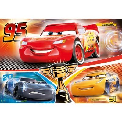 Puzzle  Clementoni-29747 Cars 3