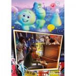Clementoni-29771 Supercolor Puzzle - Soul
