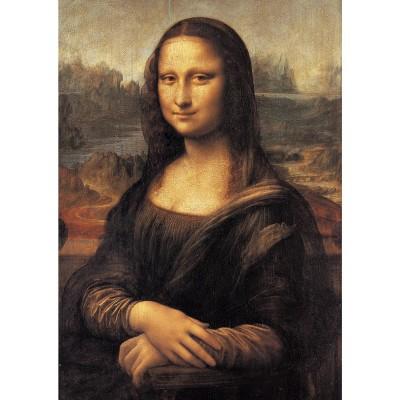 Puzzle  Clementoni-30363 Leonardo Da Vinci: Mona Lisa