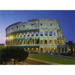Puzzle  Clementoni-30768 Kolosseum, Rom
